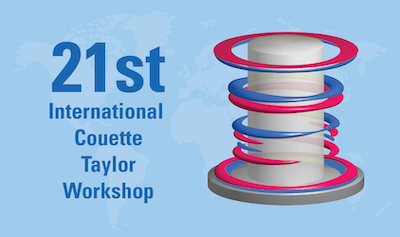 21st Internation Couette–Taylor Workshop